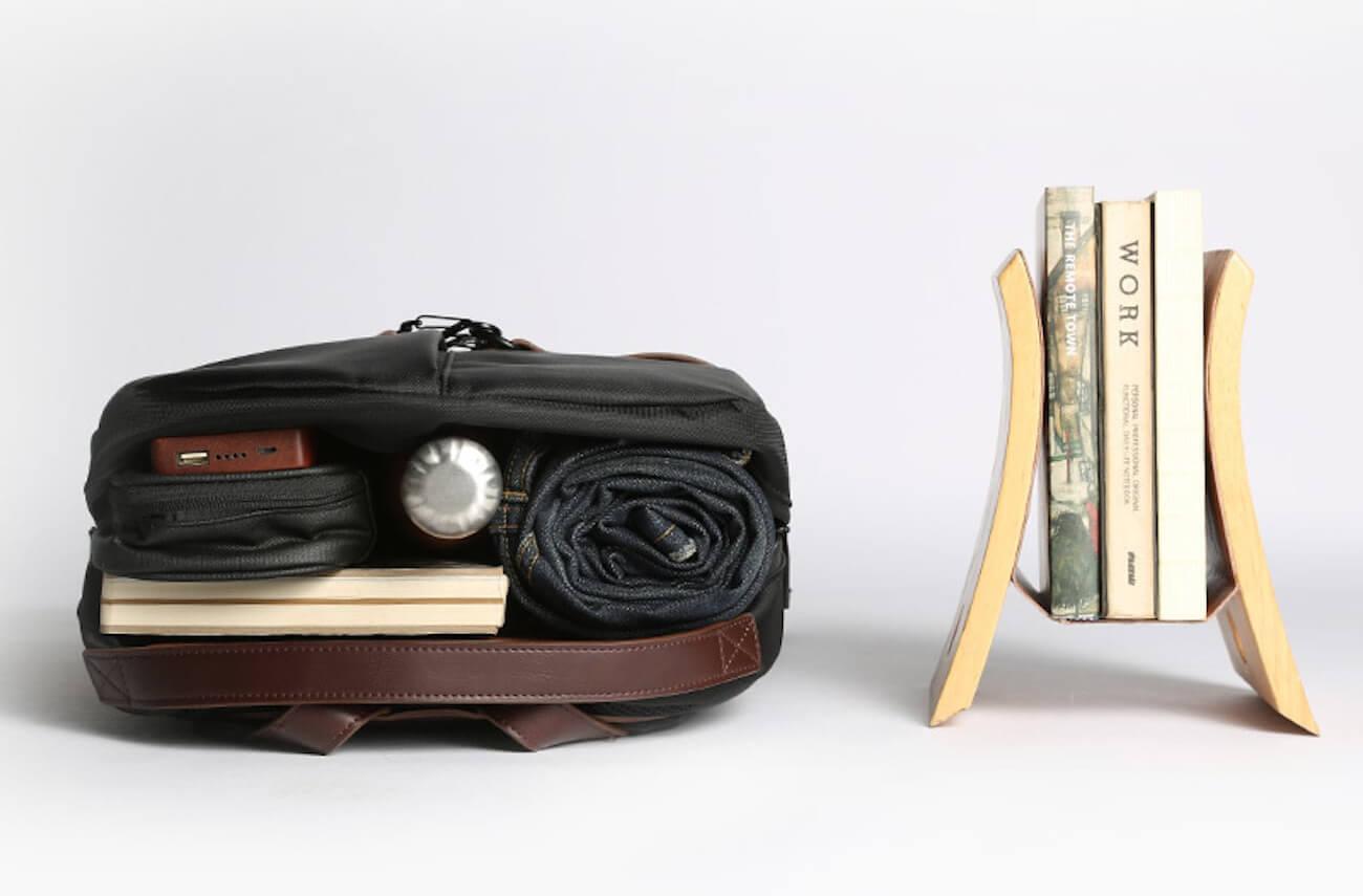 Canvas Unisex Waterproof Backpack
