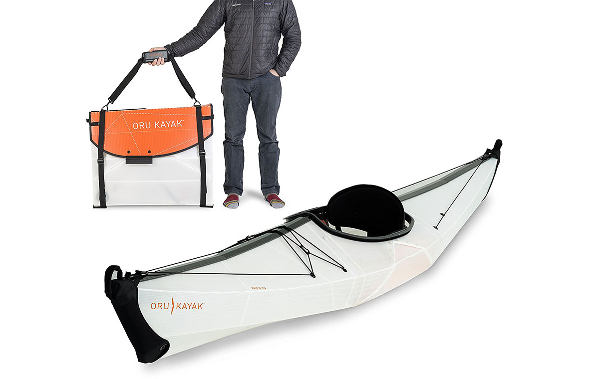 Oru Kayak Inlet: A Portable Origami Folding Kayak. by Oru Kayak ... | 760x1200