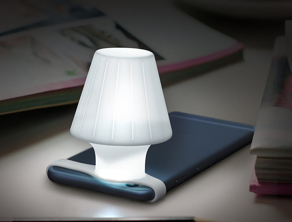 Fred TRAVELAMP Phone Diffuser