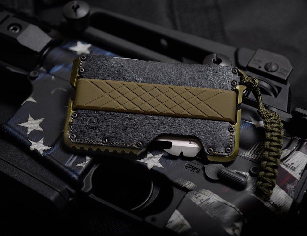 Dango EDC Wallet: Your Wallet and Tools Combination
