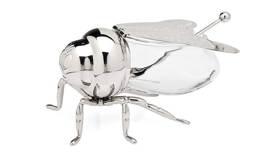 Novelty Bee Honey Pot