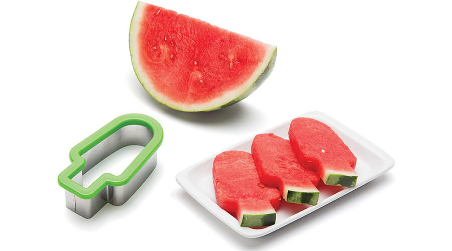 Popsicle Shaped Watermelon Cutter