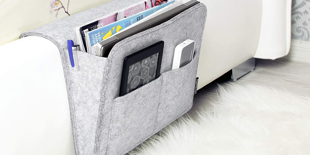 Bedside Caddy, Somewhere to Keep All Your Bedside Junk