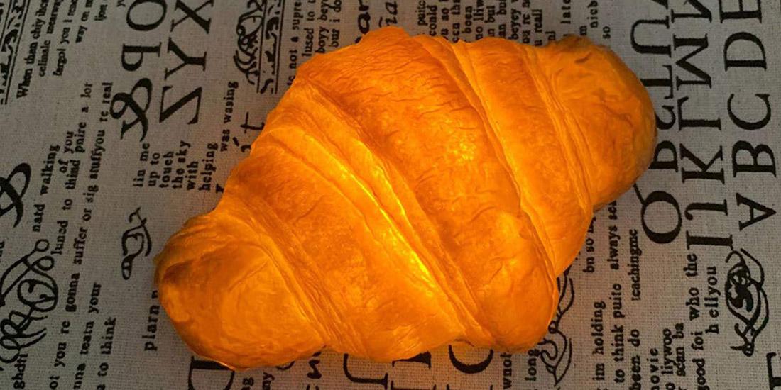 Realistic Bread Shape LED Lamp