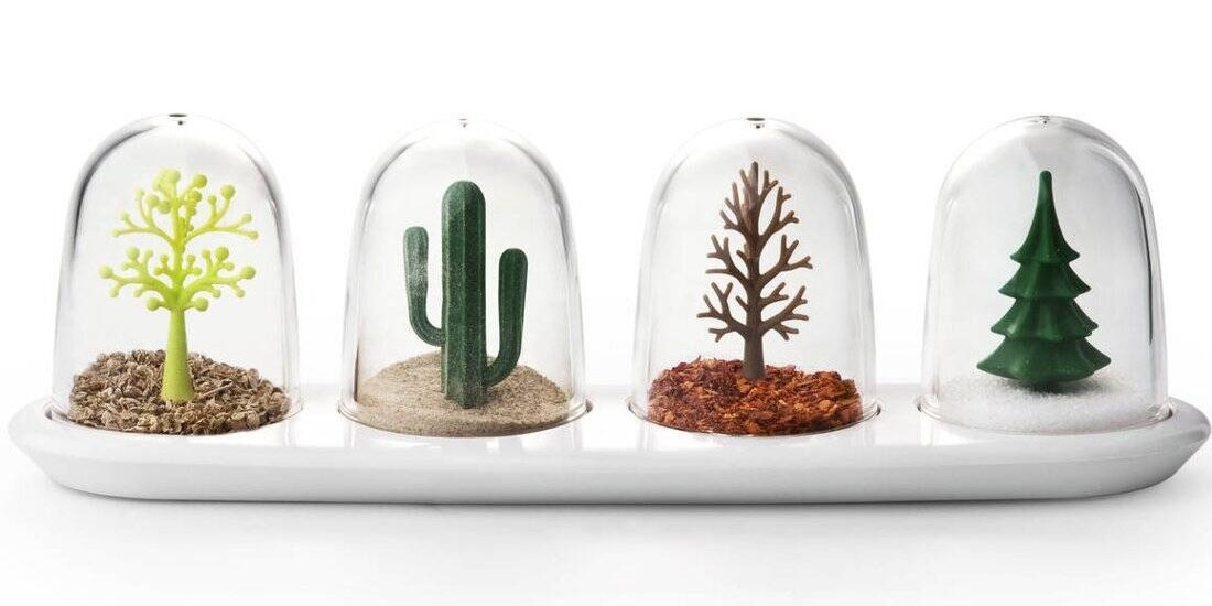 Creative Seasoning Jar